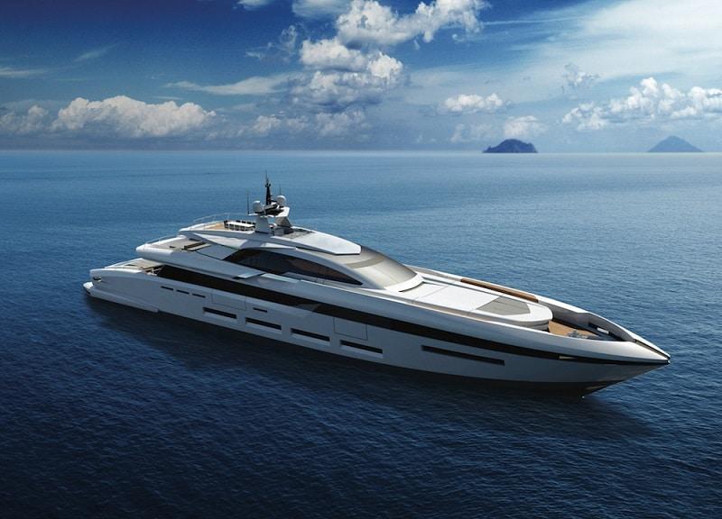 open superyacht