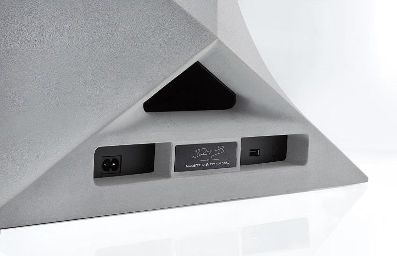 Master & Dynamic's MA770 Wireless Concrete Speaker