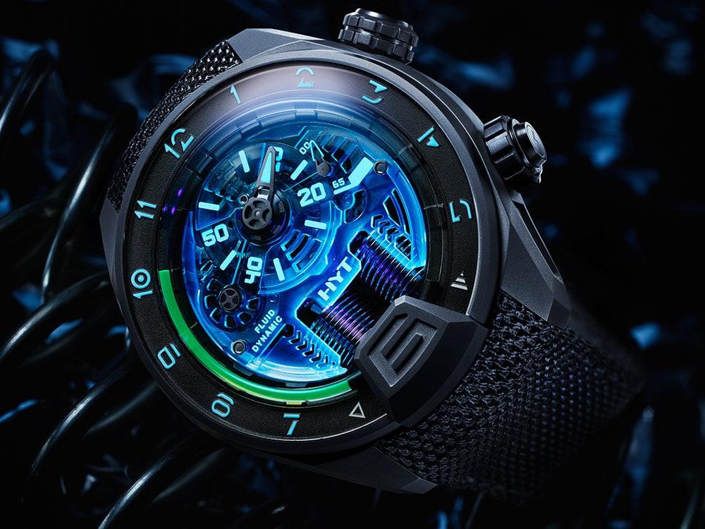 HYT H4 Neo Timepiece
