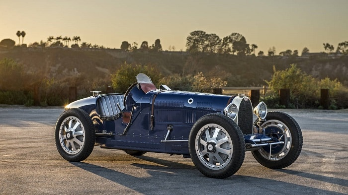 Blast From The Past The Pur Sang Bugatti Type 35 Replica
