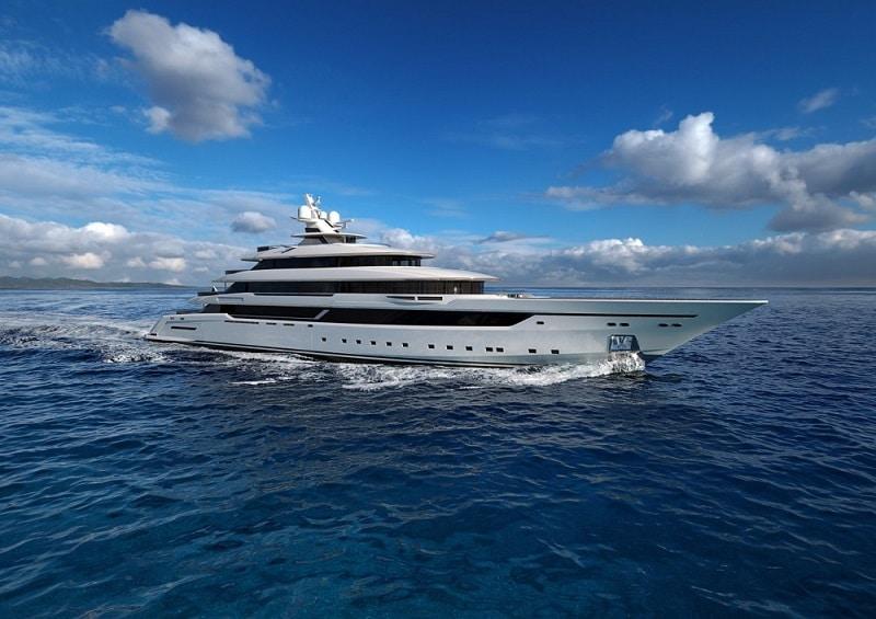Columbus Yachts 80m Classic
