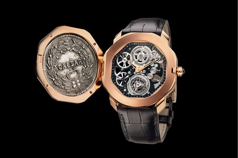 Bulgari Octo Finissimo Tourbillon Monete