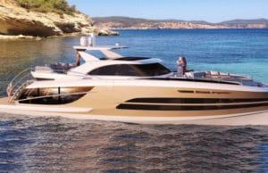 BeachClub 600 Yacht