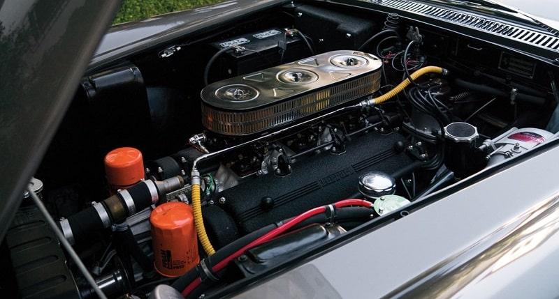 1961 Ferrari 250 GT Cabriolet