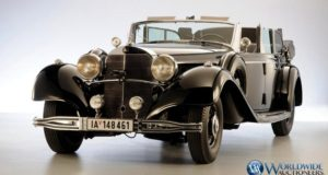Hitler's 1939 Mercedes Parade Car