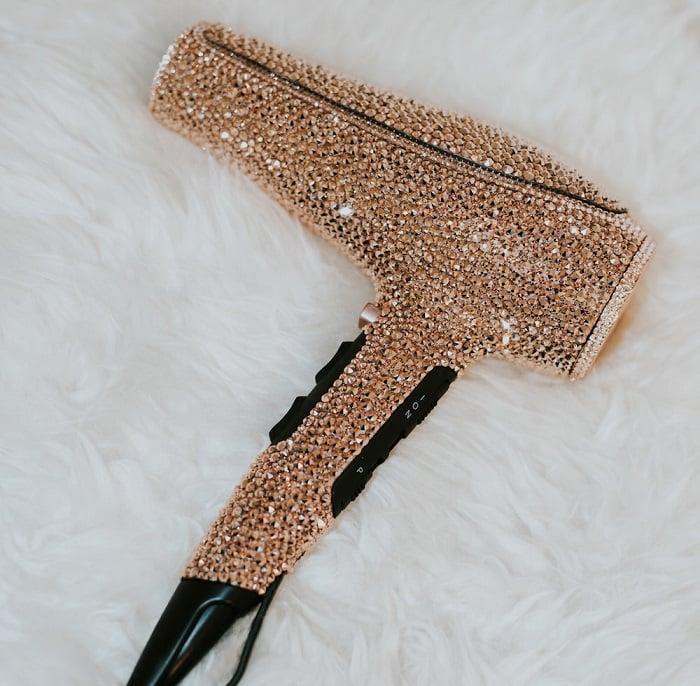 Swarovski Hairdryer by Prête