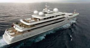 Elements Motor Yacht