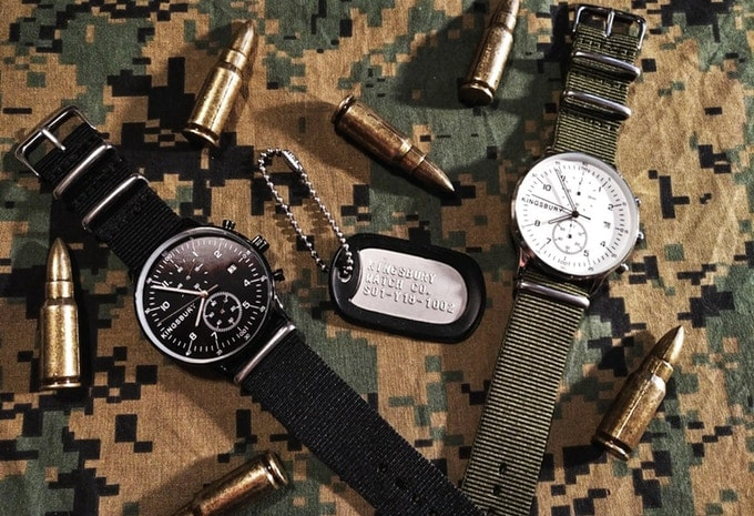 MS1 Military Watch