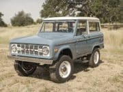 Old School Series Bronco