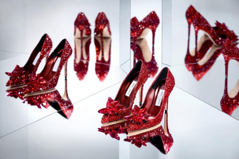 0765b8f014d2 Get Ready For The New Jimmy Choo Cinderella Pumps!