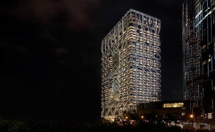 Morpheus Hotel In Macau