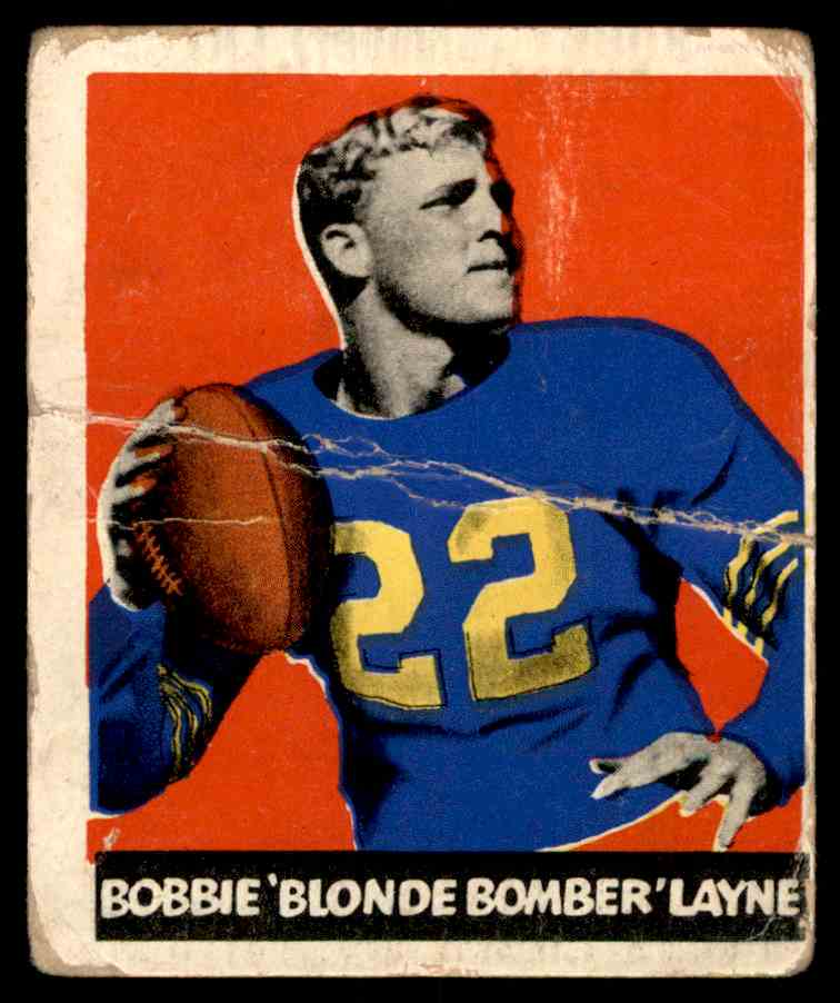 bf56e18bee9 The 10 Most Valuable Football Cards In The World (Rarity