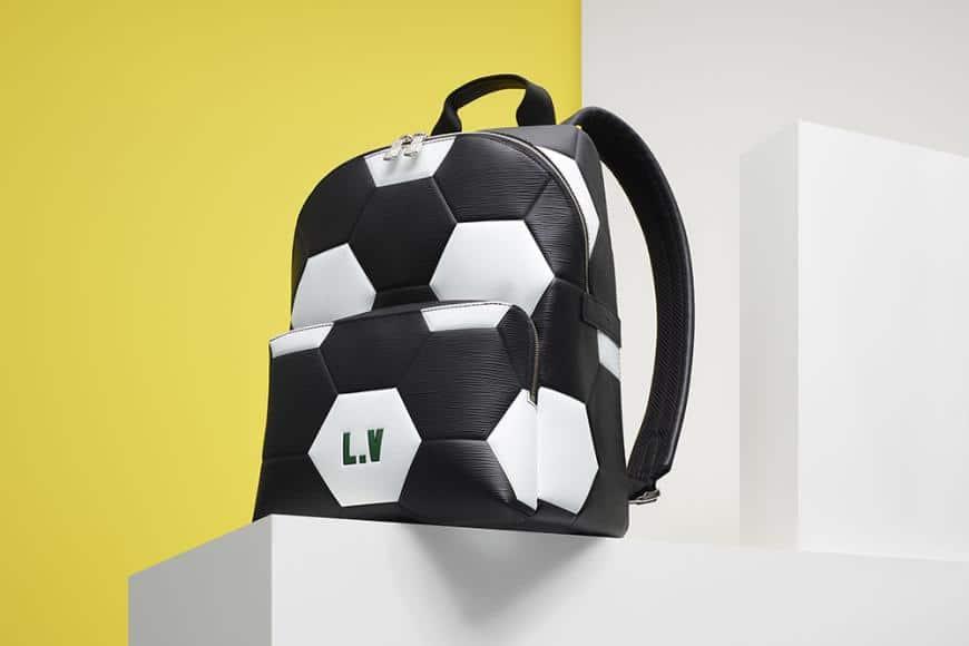 Louis Vuitton Soccer Collection