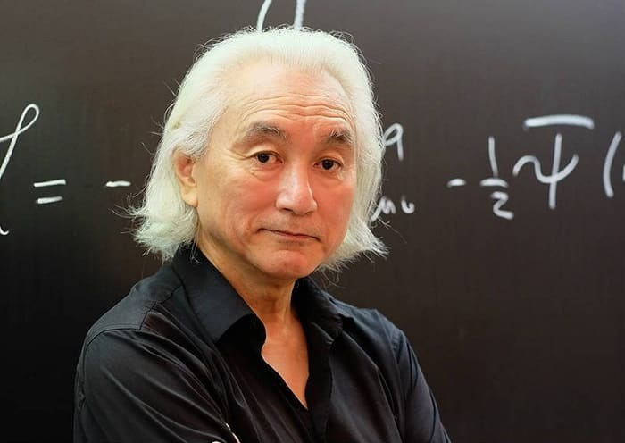 Michio Kaku is one of the world's richest scientists