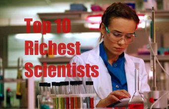 richest scientists