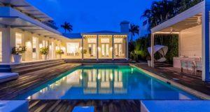 Shakira's Miami Home