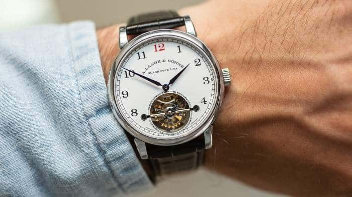 Image result for A. LANGE & SÖHNE 1815 TOURBILLON ENAMEL PHOTO ESSAY