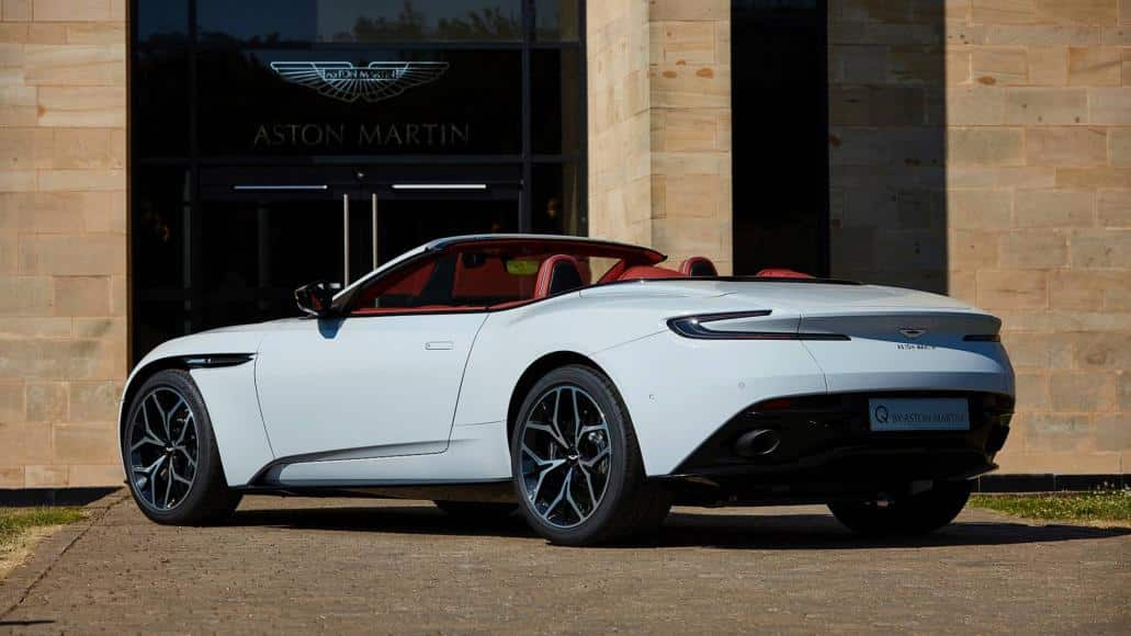 DB11 Volante Henley Royal Regatta