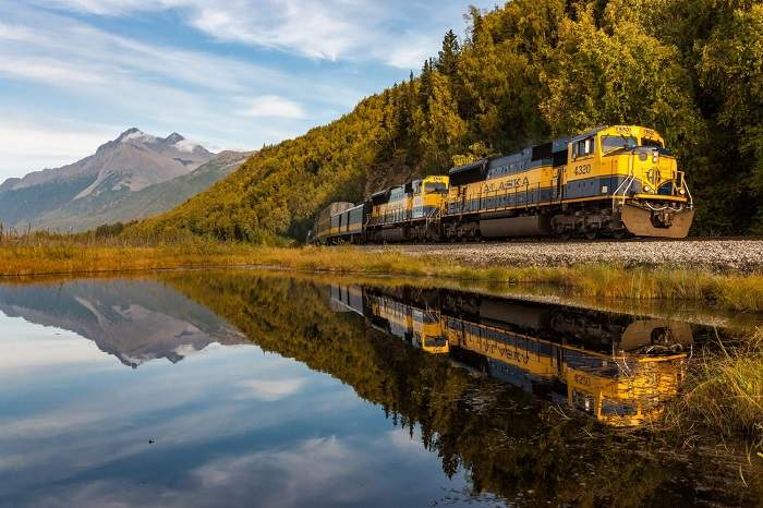 grand alaska railroad