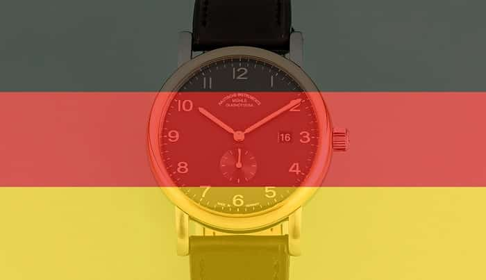 german watch brands