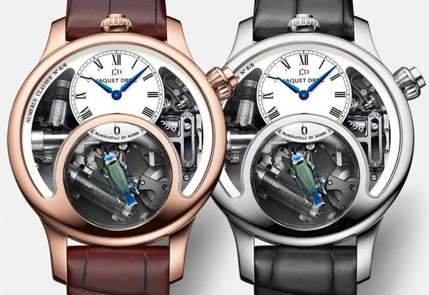 jaquet droz singing bird