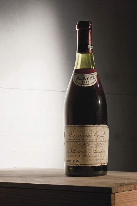 World's Most Expensive Wine