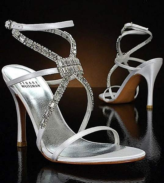 Diamond Dream Stilettos -Stuart Weitzman