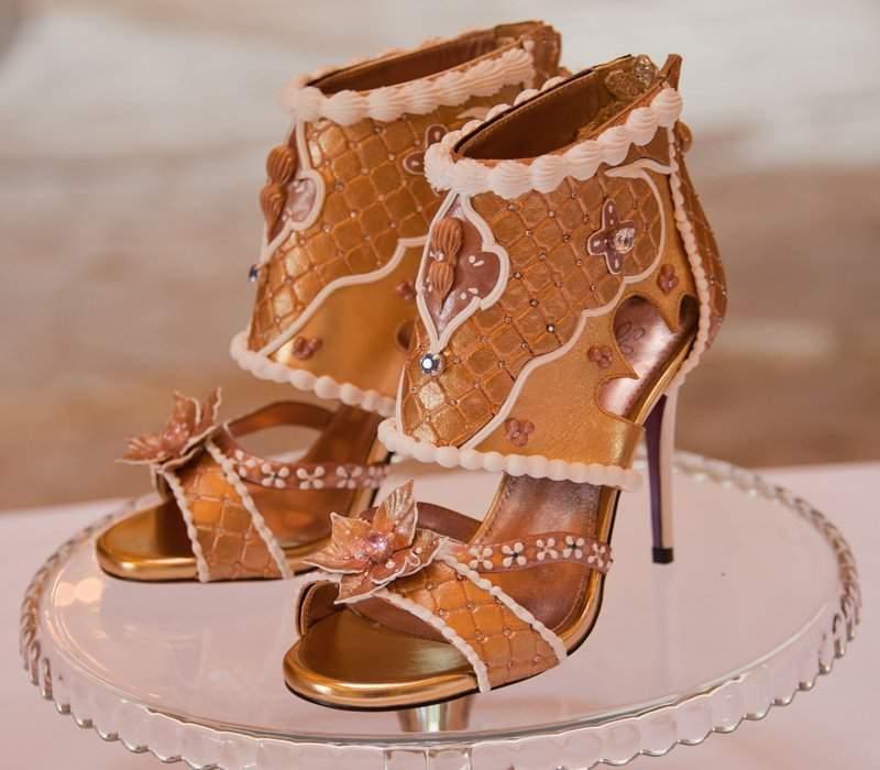 Diamond-Studded Heels – Debbie Wingham