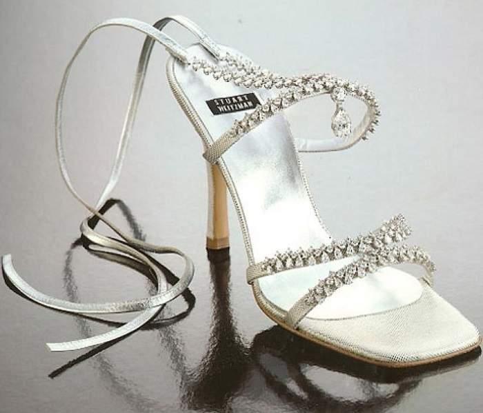 Platinum Guild Stilettos