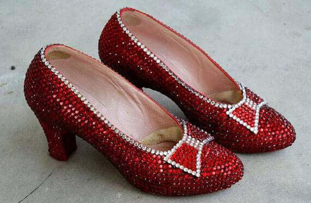 Ruby Slippers – Harry Winston