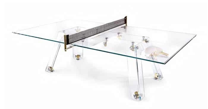 Lungolinea Ping-Pong Table