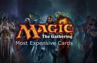 most expensive mtg cards