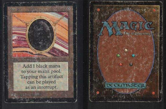 Most Expensive Magic The Gathering Cards (MTG) - The