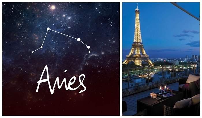 aries - trip around the world