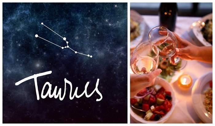taurus - expensive dinner