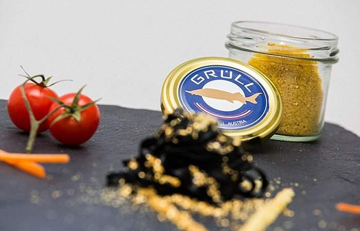 white gold caviar
