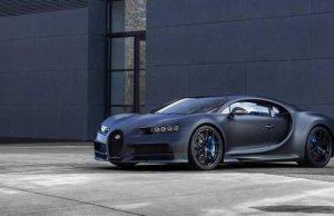 Chiron Sport 110 Ans Bugatti