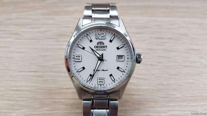 Orient Watch FER1X001W0 chicane case