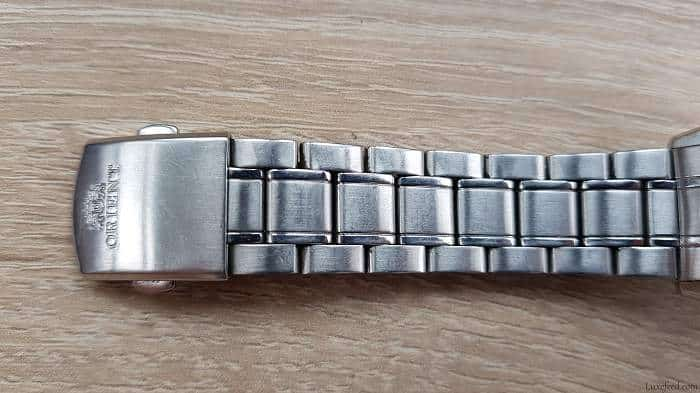orient watch chicane bracelet