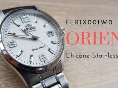 Orient Watch FER1X001W0 Chicane Stainless Steel