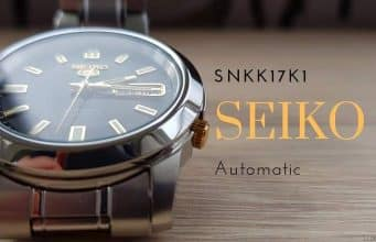 Seiko 5 SNKK17K1 Automatic Watch Review