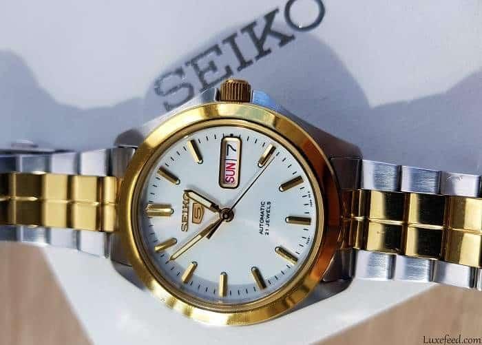 seiko 5 watch review