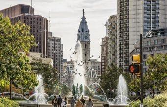 philadelphia town center