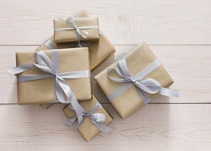 simple but luxurious gifts
