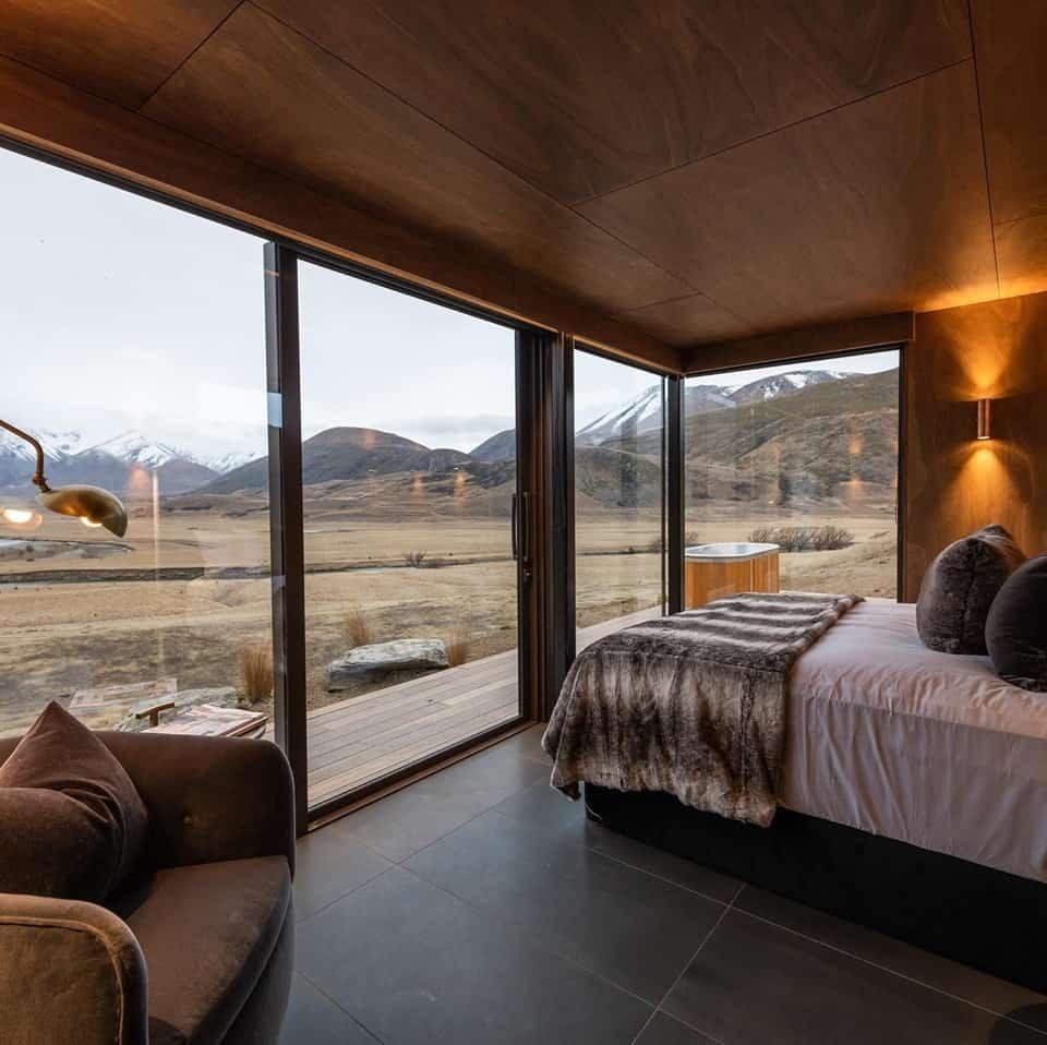 lindis luxury lodge amenities
