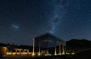 lindis luxury lodge stargazing