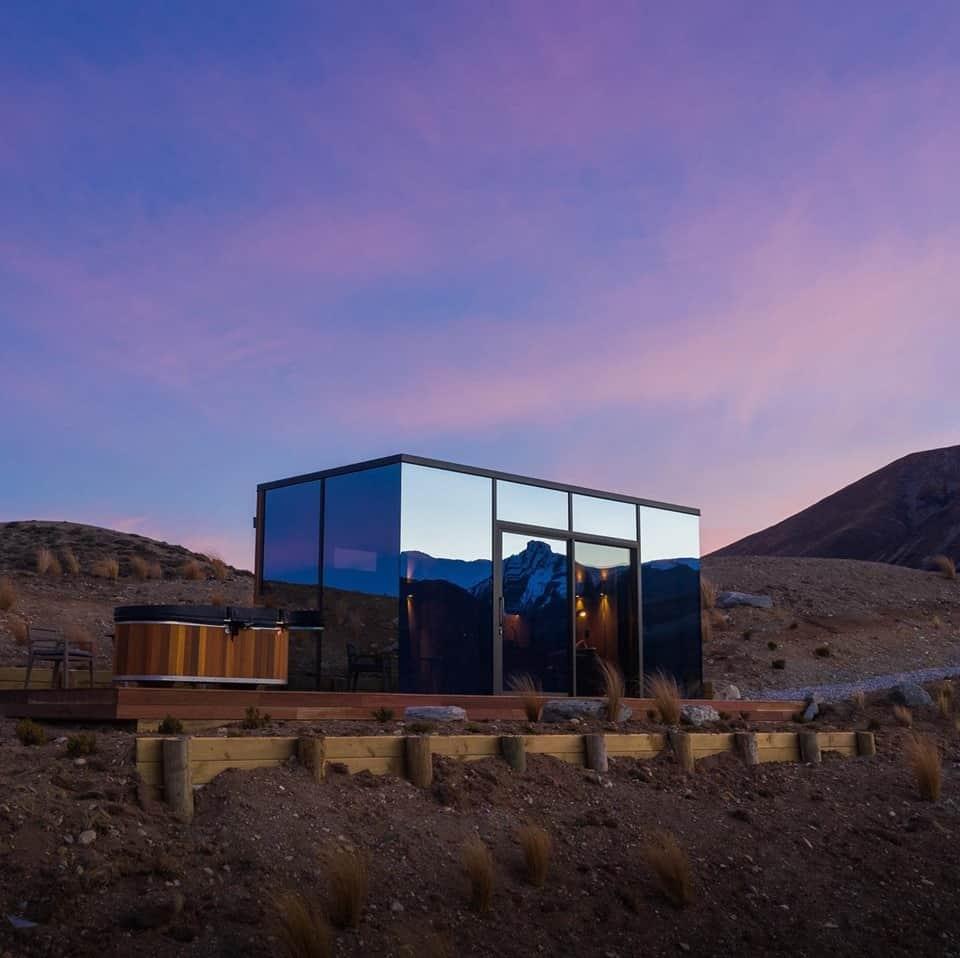 lindis luxury lodge