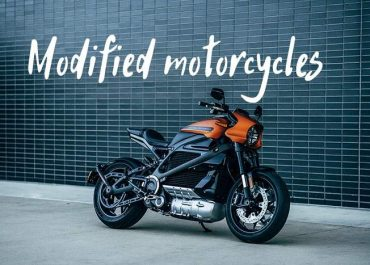 modified motorcycles