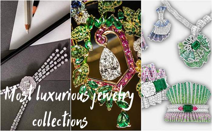 most luxurious jewelry collections